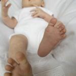 tiny big feet
