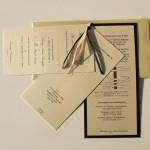 Ribbon Invitation